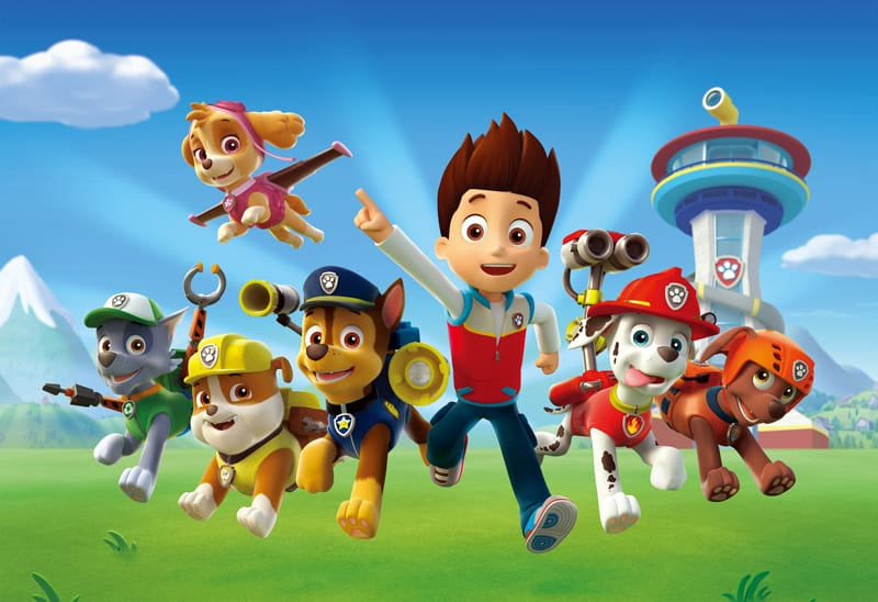 Paw Patrol – Autism friendly cinema screening