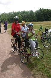 Positive Parents SEN Bike Hire 1