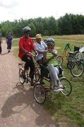 Positive Parents SEN Bike Hire 1