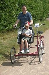 Positive Parents SEN Bike Hire 2