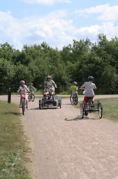 Positive Parents SEN Bike Hire 3