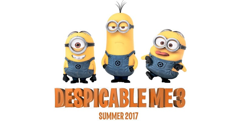 Despicable Me 3 Sensory Friendly Screening