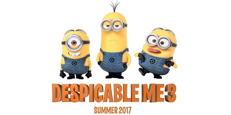 Despicable Me 3 Sensory Friendly Screening