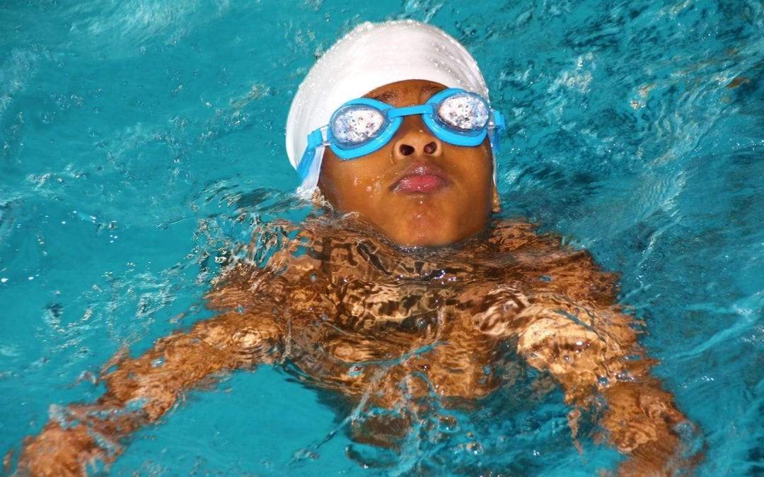 Para Swim Session