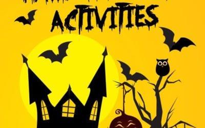 Halloween Arts Activities – Fairkytes