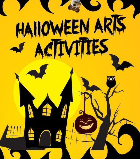 Halloween Arts Activities – Fairkytes