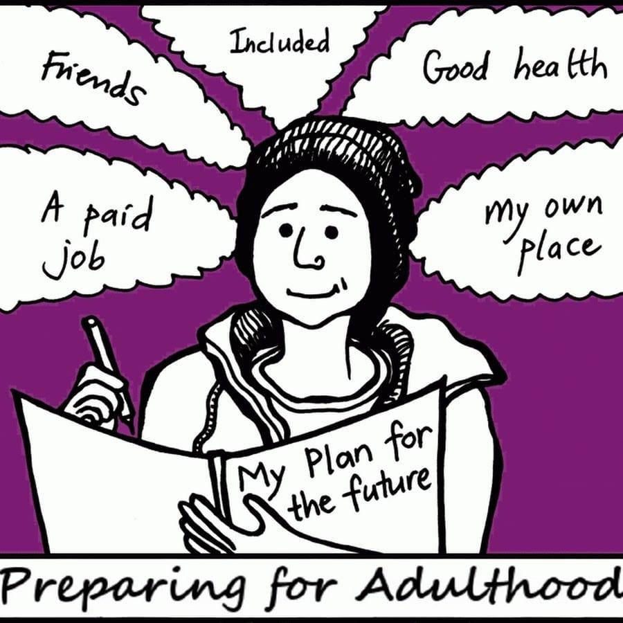 Preparing for Adulthood Supported Internships webinar
