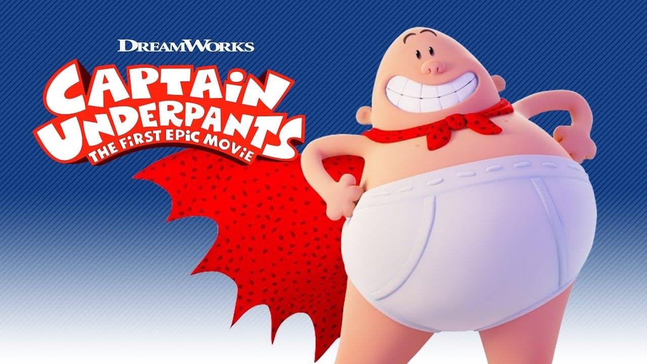 Captain Underpants Sensory Friendly Screening