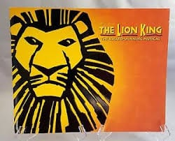 Relaxed Performance of Lion King CANCELLED