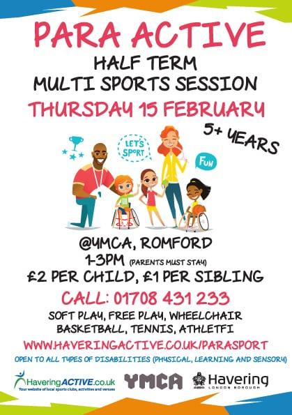 Para Active Multi Sports