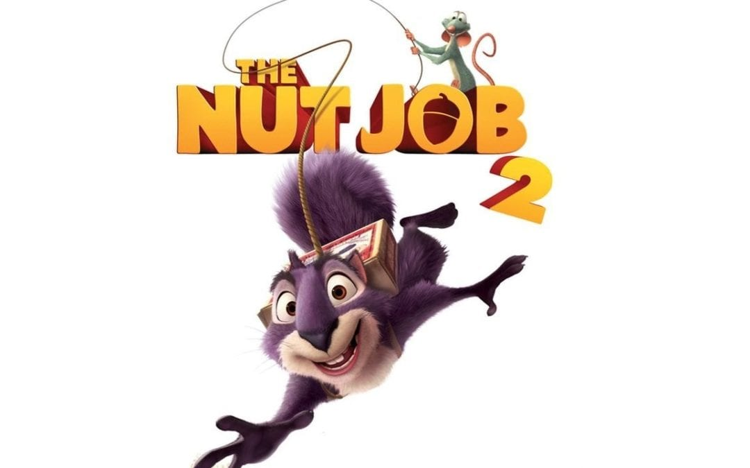 The Nut Job 2 Sensory Screening