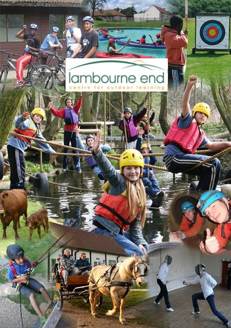 Lambourne End Adventure and Farm Open day