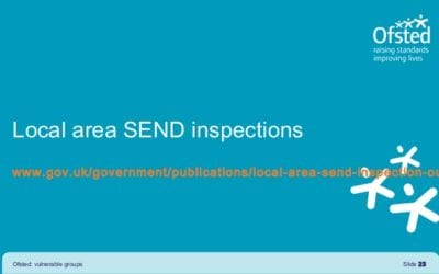 SEND Local Area Inspection Report