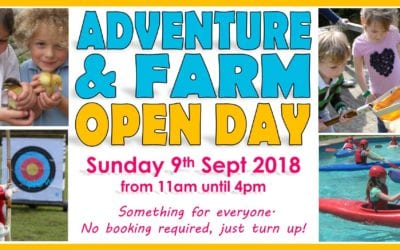 Adventure and Farm Open Day