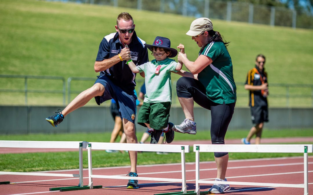 Half Term Athletics