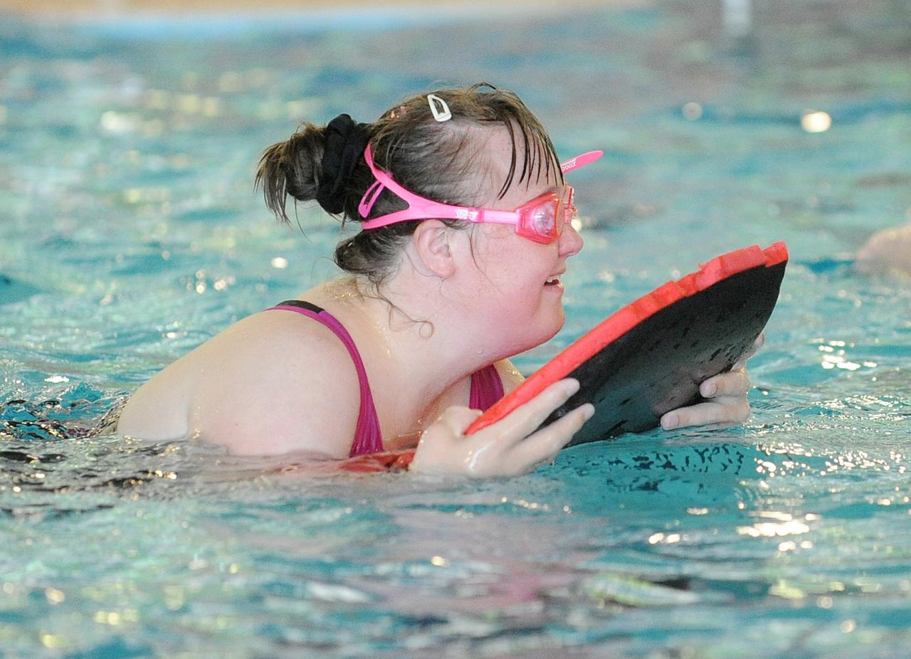 Half Term Para Swimming