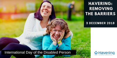 International Day of the Disabled Person