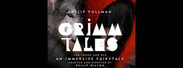 Philip Pullman's – Grimm Tales Once upon a Christmas