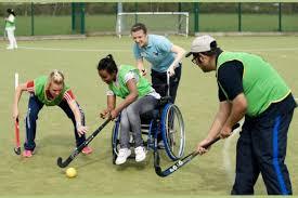 Flyerz Hockey Inclusive Training Course