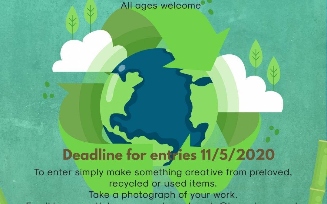 Let's Waste Less Online Exhibition
