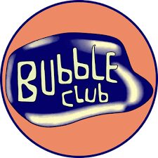 Bubble Club Halloween Party