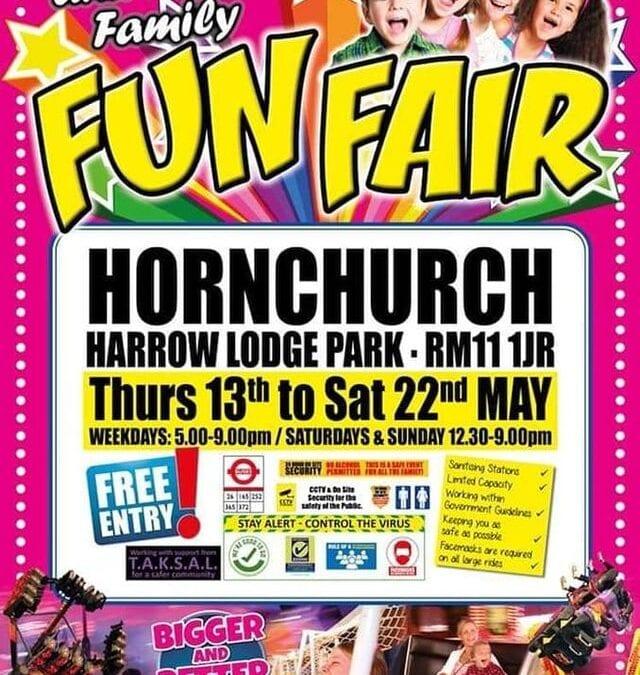 Free Fun Fair for SEND children