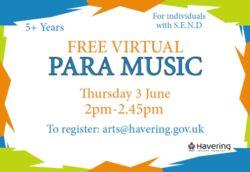 Free Virtual Para Music